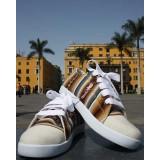 La chaussure des Incas sable blanc