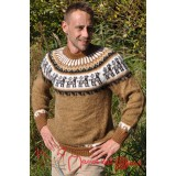 Pull épais en laine vierge