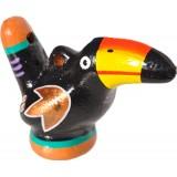 Sifflet oiseau éxotique à eau toucan.