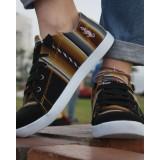La chaussure des Incas noir
