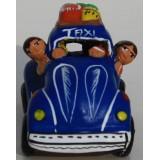 Taxi de la cordillère des Andes