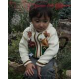 Gilet péruvien petit lutin